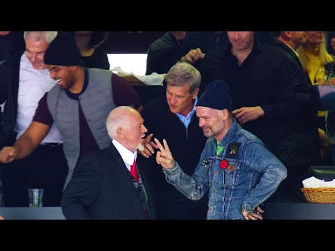 Why hockey was the perfect sport for Gord Downie