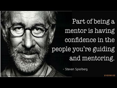 Steven Spielberg's inspiring success story