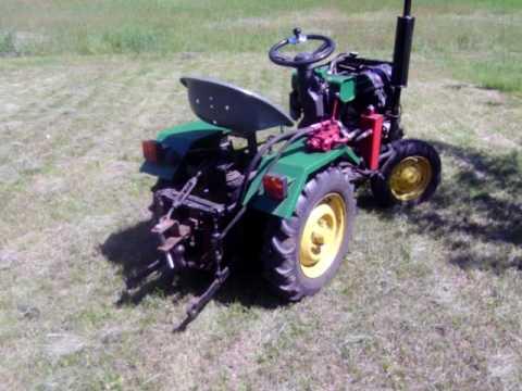 dzik2 fajny traktorek