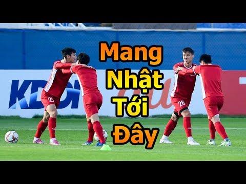 DKP đi xem Công Phượng , Quang Hải , Đặng Văn Lâm và ĐT Việt Nam VS Nhật Bản Asian Cup 2019 - Thời lượng: 10 phút.