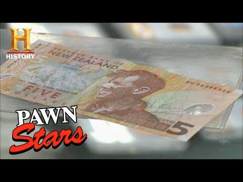 Pawn Stars: EPIC BILL CLIMBS TO PEAK VALUE (Season 9)   History