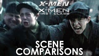 Nonton X Men  2000  And X Men  First Class  2011    Scene Comparisons Film Subtitle Indonesia Streaming Movie Download