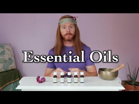 Using Essential Oils - Ultra Spiritual Life episode 33 JP