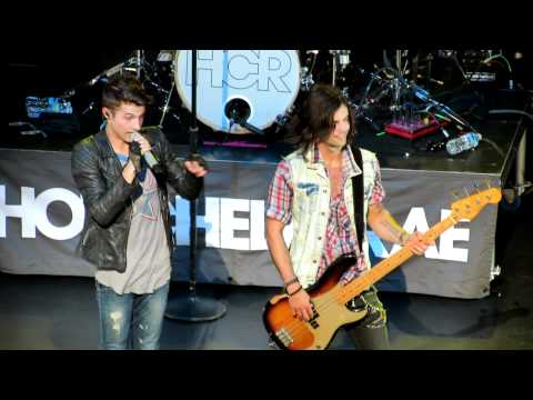 Hot Chelle Rae - I Like It Like That - Live Concert - Wolf Trap, VA (2012)