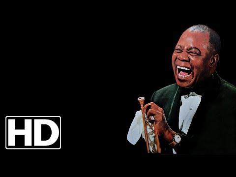 Video Louis Armstrong - What a Wonderful World Lyrics HD download in MP3, 3GP, MP4, WEBM, AVI, FLV January 2017