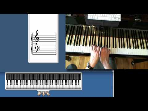 Triad Toccatina by VANDALL (FAST TEMPO) performed by Kathleen Theisen