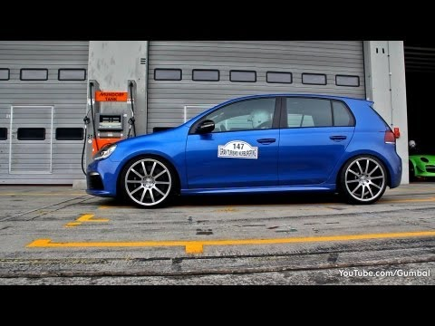 sportec - I have recorded a beautiful blue (rising blue) Volkswagen Golf VI R which is tuned by the Swiss tuning company Sportec. This R was brand new when the owner i...