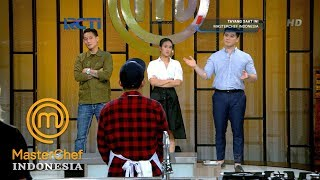 Video MASTERCHEF INDONESIA - Ketegangan Para Kontestan Saat Penilaian Chef | Bootcamp | Part 9 MP3, 3GP, MP4, WEBM, AVI, FLV Mei 2019