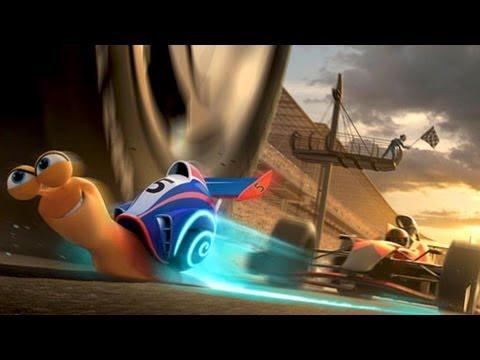 Liens vers TURBO, le nouveau DreamWorks