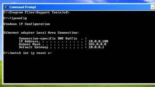 Как пользоваться Reset-TCPIP