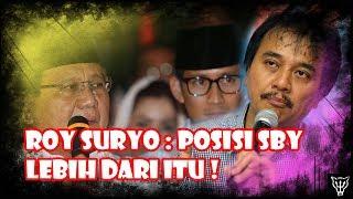 Video Keterlaluan! SBY Diminta Jadi Ketua Pemenangan, Roy Suryo: Posisi SBY Lebih Penting daripada Itu MP3, 3GP, MP4, WEBM, AVI, FLV Oktober 2018