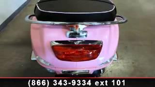 10. 2010 Vespa LX 150 - RideNow Powersports Peoria - Peoria, AZ