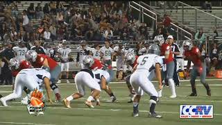 Vets Memorial vs. Eagle Pass WINN Football Highlights - FNF