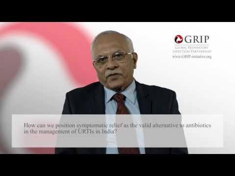 Positioning symptomatic relief – India