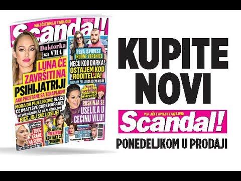 SCANDAL NOVINE: U Cecinu vilu uselila se Ruskinja! Luna će završiti na psihijatriji ako prestane sa terapijom! Ispovest trudne verenice: Neću kod Darka Lazića