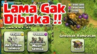 Video Ternyata Gini jadinya Klo COC lama Gak Dibuka - COC Indonesia MP3, 3GP, MP4, WEBM, AVI, FLV Agustus 2017