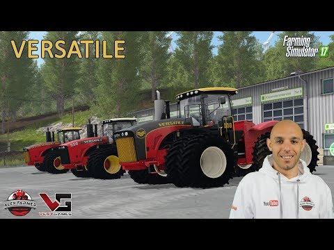 Versatile 450 v1.0