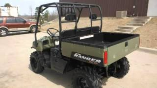4. 2006 Polaris RANGER XP 700 TWIN EFI  Used Atvs - Cabot,Arkansas