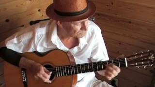 You Don't Have To Know The Words (to sing the blues) - Acoustic Blues - Mike Dowling cover