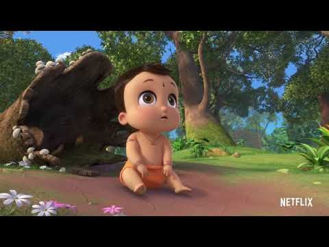 Mighty Little Bheem | Flower Adventure | Netflix India
