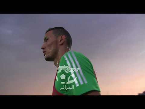 Vidéo : séance d'entrainement des Verts à Sidi Moussa