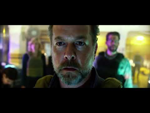 13 Hours: The Secret Soldiers of Benghazi [First wave attack] HD scene