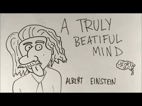 A Truly Beautiful Mind - ep01 - BKP | class 9 english beehive explanation in hindi | albert einstien