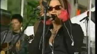 Lisa Marie Presley - Today LIVE (2003) - YouTube