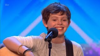 Video Jack and Tim on BGT 2018 - Audition - FULL VERSION MP3, 3GP, MP4, WEBM, AVI, FLV Mei 2018