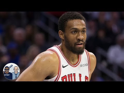 Video: Jabari Parker's tenure with the Bulls coming to an end? | Jalen & Jacoby