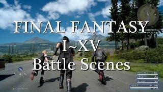 Download Video ファイナルファンタジー1~15戦闘シーンの歴史 FINAL FANTASY I~XV History of Battle Scene MP3 3GP MP4