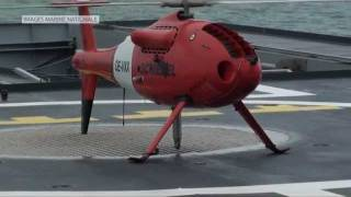 Video S100 Camcopter UAV trials onboard Adroit OPV MP3, 3GP, MP4, WEBM, AVI, FLV April 2019