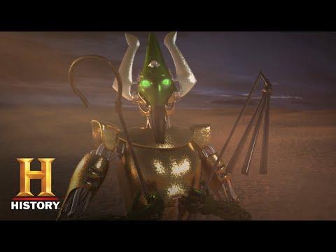 Ancient Aliens: Robot Gods of Ancient Egypt (Season 10) | History