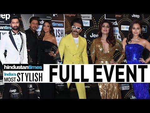 HT India's Most Stylish Awards 2019: Full Event