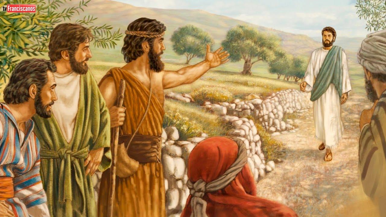 [Caminhos do Evangelho | 2º domingo do Tempo Comum]