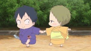 QUEST FOR THE LOST SWORD Gakuen Babysitters Season 1 Ep. 8 #AnimeNerdigan Live Reaction
