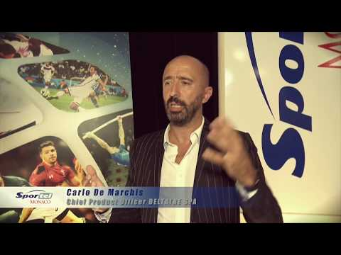 Carlo De Marchis on SPORTEL