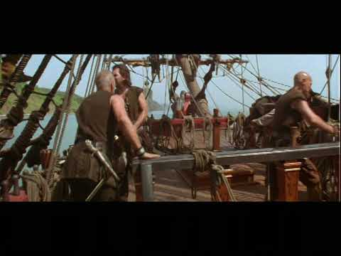 Cutthroat Island (1995)- One less mouth to feed