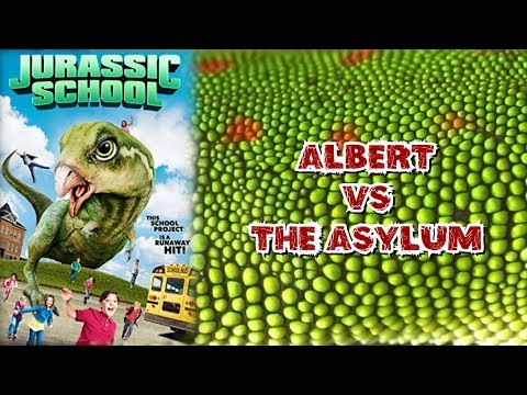 Albert vs The Asylum   Jurassic School (2017)