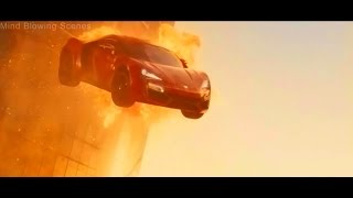 Nonton Fast and Furious 7 Car Jumping Amezing Scene | Mind Blowing Scenes Film Subtitle Indonesia Streaming Movie Download