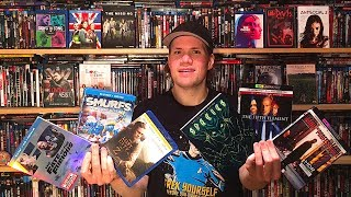 ▶ Follow me on Instagram - http://instagram.com/coolduder▶ Follow me on Twitter - https://twitter.com/shawncphillipsMy Blu Ray and Dvd Collection update where I talk about and review the Dvds and Blu-rays that Ive gotten over the past couple of weeks and give my reviews of them and the films themselves.----From Shout Factory / Scream Factory https://shoutfactory.com(0:20) Species : Directed by Roger Donaldson -- Starring Natasha Henstridge, Michael Madsen, Ben Kingsley----From Lionsgate Films http://lionsgateshop.com(2:10) Their Finest : Directed by Lone Scherfig -- Starring Gemma Arterton, Sam Claflin, Bill Nighy(3:48) London Heist : Directed by Mark McQueen -- Starring Craig Fairbrass, James Cosmo, Mem Ferda(5:20) Love by the 10th Date : Directed by Nzingha Stewart -- Starring Meagan Good, Brandon T. Jackson, Kellee Stewart---From Universal Studios https://www.uphe.com(7:01) Fast 8 : The Fate of the Furious : Directed by F. Gary Gray -- Starring Vin Diesel, Dwayne The Rock Johnson, Jason Statham, Michelle Rodriguez, Tyresse Gibson----From Sony Pictures http://sonypictures.com/movies/discanddigital/(9:33) Léon: The Professional 4k Ultra HD : Directed by Luc Besson -- Starring Jean Reno, Gary Oldman, Natalie Portman(12:07) The Fifth Element 4K Ultra HD Blu-ray : Directed by Luc Besson -- Starring Bruce Willis, Milla Jovovich, Gary Oldman(13:44) Smurfs: The Lost Village : Directed by Kelly Asbury -- Starring Demi Lovato, Rainn Wilson, Joe Manganiello----From Broad Green Pictures http://broadgreen.com(15:27) The Lost City of Z : Directed by James Gray -- Starring Charlie Hunnam, Robert Pattinson, Sienna Miller(17:06) Song to Song : Directed by Terrence Malick -- Starring Ryan Gosling, Rooney Mara, Michael Fassbender----From Lionsgate Films / Anchor Bay http://lionsgateshop.com(19:07) The Missing - Season 2 DVD----From Shivers Entertainment http://shiversentertainment.com(20:27) Little Devils: The Birth : Directed by George Pavlou -- Starring Russ Tamblyn, Marc Price, 