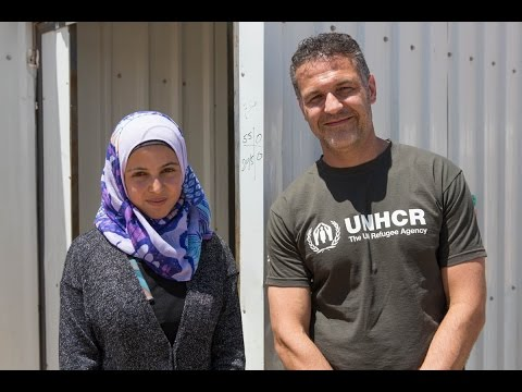Khaled Hosseini gets to know Muzoon, the