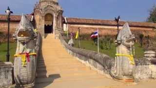 Lampang Luang Thailand  city images : วัดพระธาตุลำปางหลวง / Wat Phra That Lampang Luang - Lampang