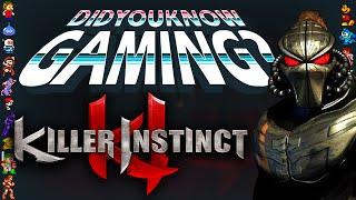 Video Killer Instinct - Did You Know Gaming? Feat. Maximilian MP3, 3GP, MP4, WEBM, AVI, FLV Maret 2018