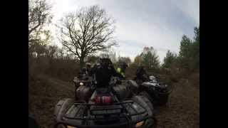 10. 2014 Grizzly 700 From Rear Cam Part II