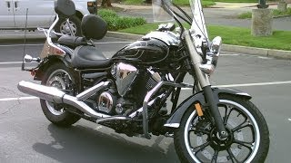 5. Contra Costa Powersports-Used 2011 Yamaha V-Star 950 V-twin cruiser style motorcycle