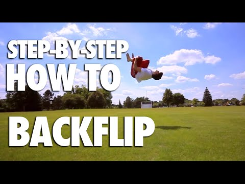 backflip - How to Back tuck, Backflip, Backwhip without a spooter. I also cover the roundoff to backflip a little bit towards the end. This tutorial will hopefully teac...
