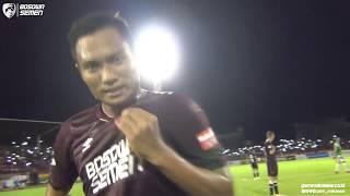 Behind The Scene - PSM Makassar vs Madura United