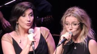 Zizi Possi e Luiza Possi - I Don´t Wanna Talk About It - 28/03/2014