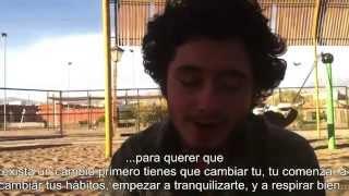 Encuentros Humanízate: 1 Entrevista y diálogos #LugarescomUNES::